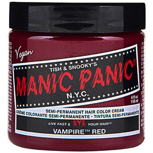 Manic Panic Red Hair Dye