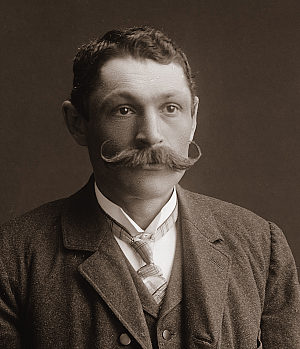 glorious mustache