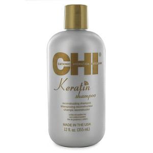 Shampoo for keratin treated hair