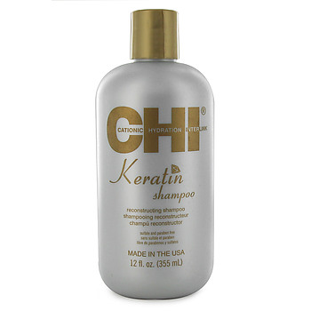Shampoo for keratin treated hair
